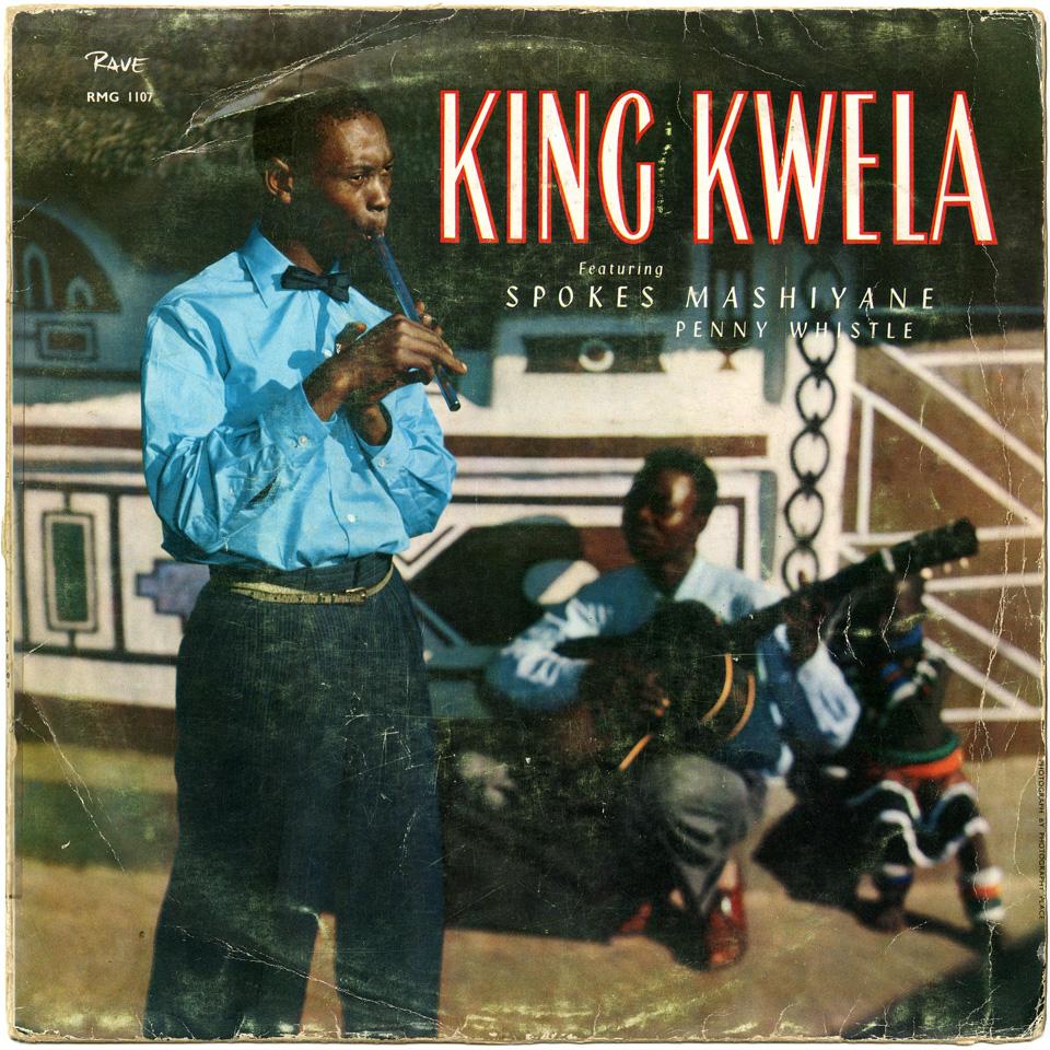 Spokes Mashiyane - King Kwela!