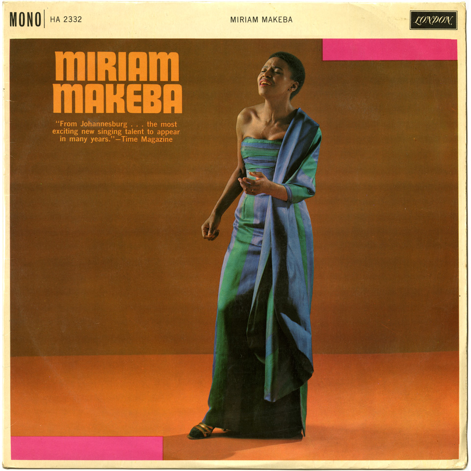 "Miriam Makeba - Miriam Makeba ""From Johannesburg..."""