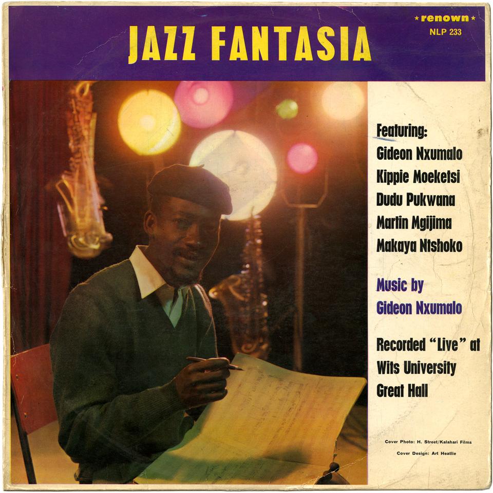 Gideon 'Mgibe' Nxumalo - Jazz Fantasia
