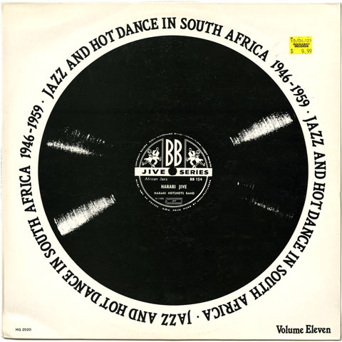 Various Artists - Jazz & Hot Dance in South Africa 1946 - 1959