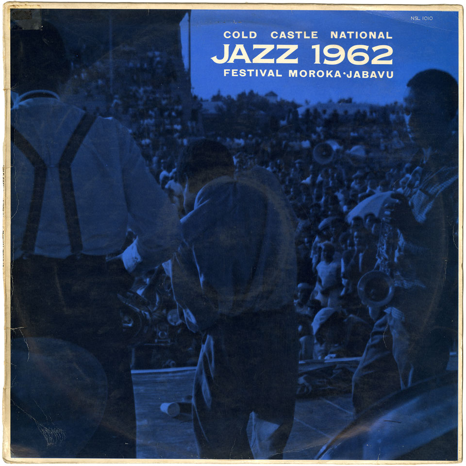 Various Artists - Cold Castle National Jazz Festival 1962