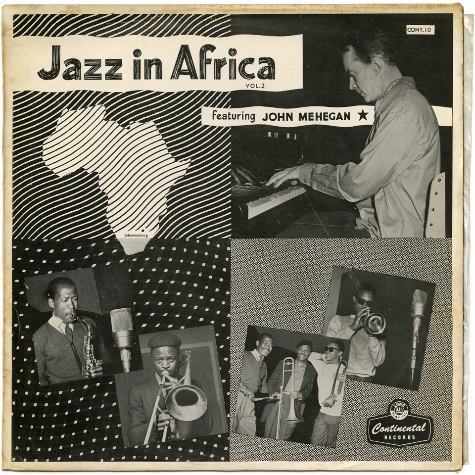 John Mehegan with Various Artists - Jazz in Africa Vol. 2