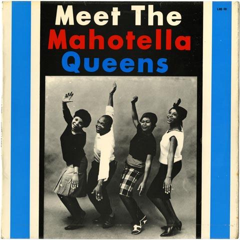 Mahotella Queens - Meet the Mahotella Queens