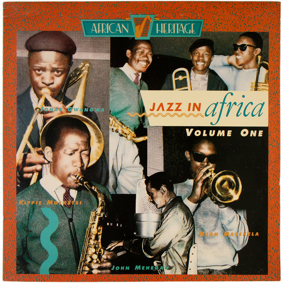 John Mehegan with Various Artists - Jazz in Africa Vol. 1