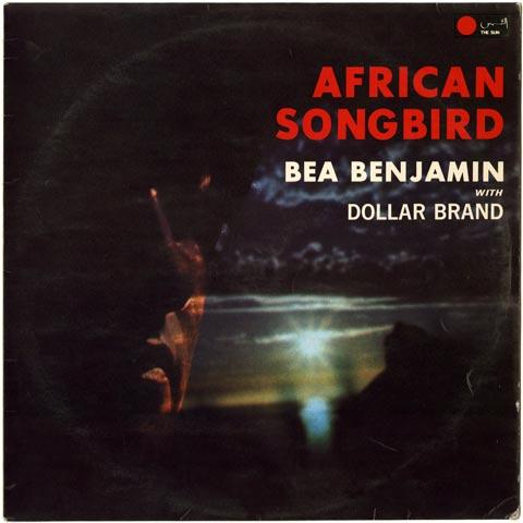 Bea Benjamin with Dollar Brand - African Songbird