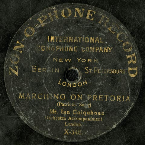 Ian Colquhoun - Marching on Pretoria