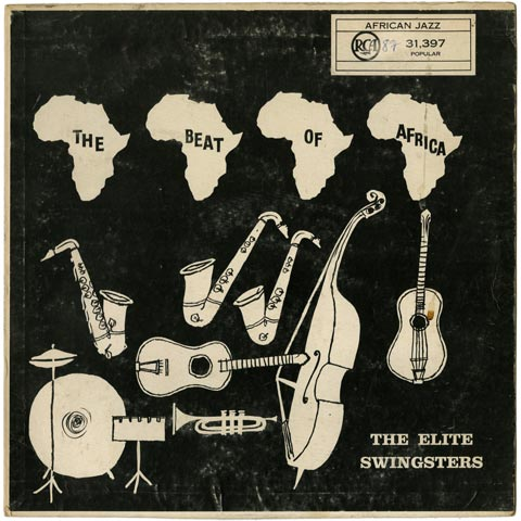 Elite Swingsters - The Beat of Africa