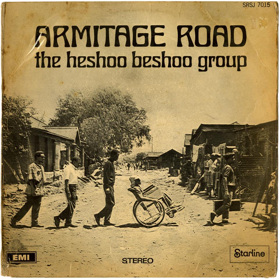 The Heshoo Beshoo Group - Armitage Road