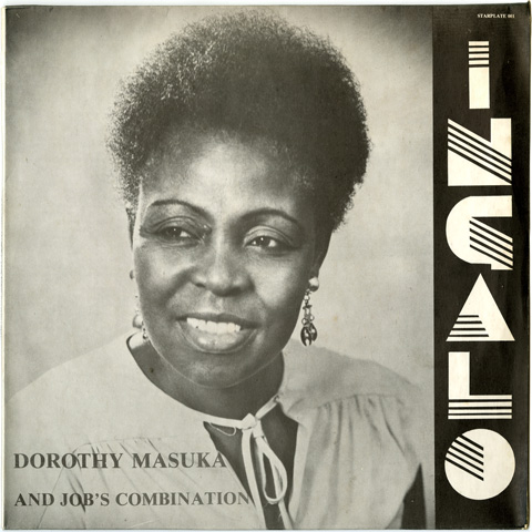 Dorothy Masuka and Job's Combination - Ingalo