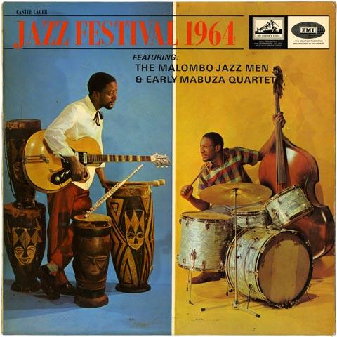 Various Artists - Castle Lager Jazz Festival 1964