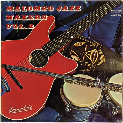 Malombo Jazz Makers - Malombo Jazz Makers Vol. 2