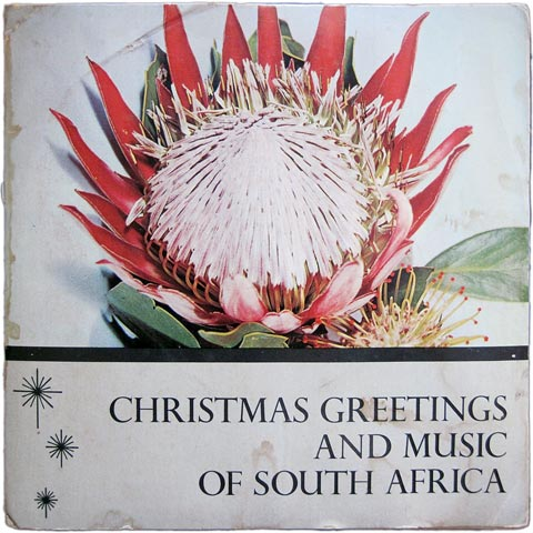 Various Artists - Christmas Greetings and Music from South Africa