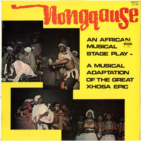 Basil Somhlahlo and African Theatre Academy - Nongqause