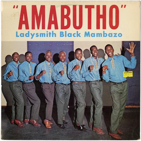 Ladysmith Black Mambazo - Amabutho