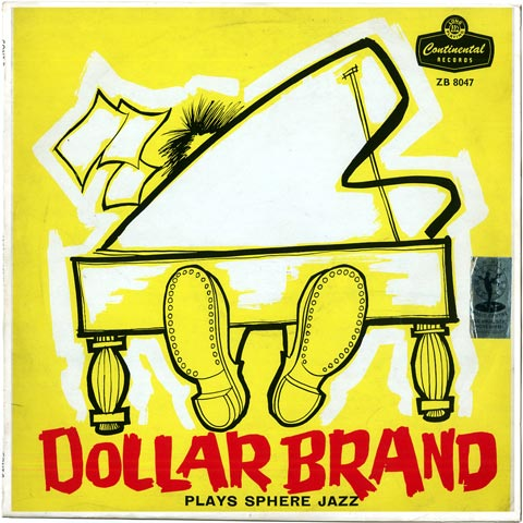 The Dollar Brand Trio - Dollar Brand Plays Sphere Jazz
