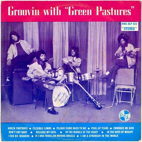 Green Pastures - Groovin with Green Pastures