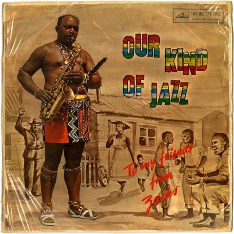 Zacks Nkosi - Our Kind of Jazz