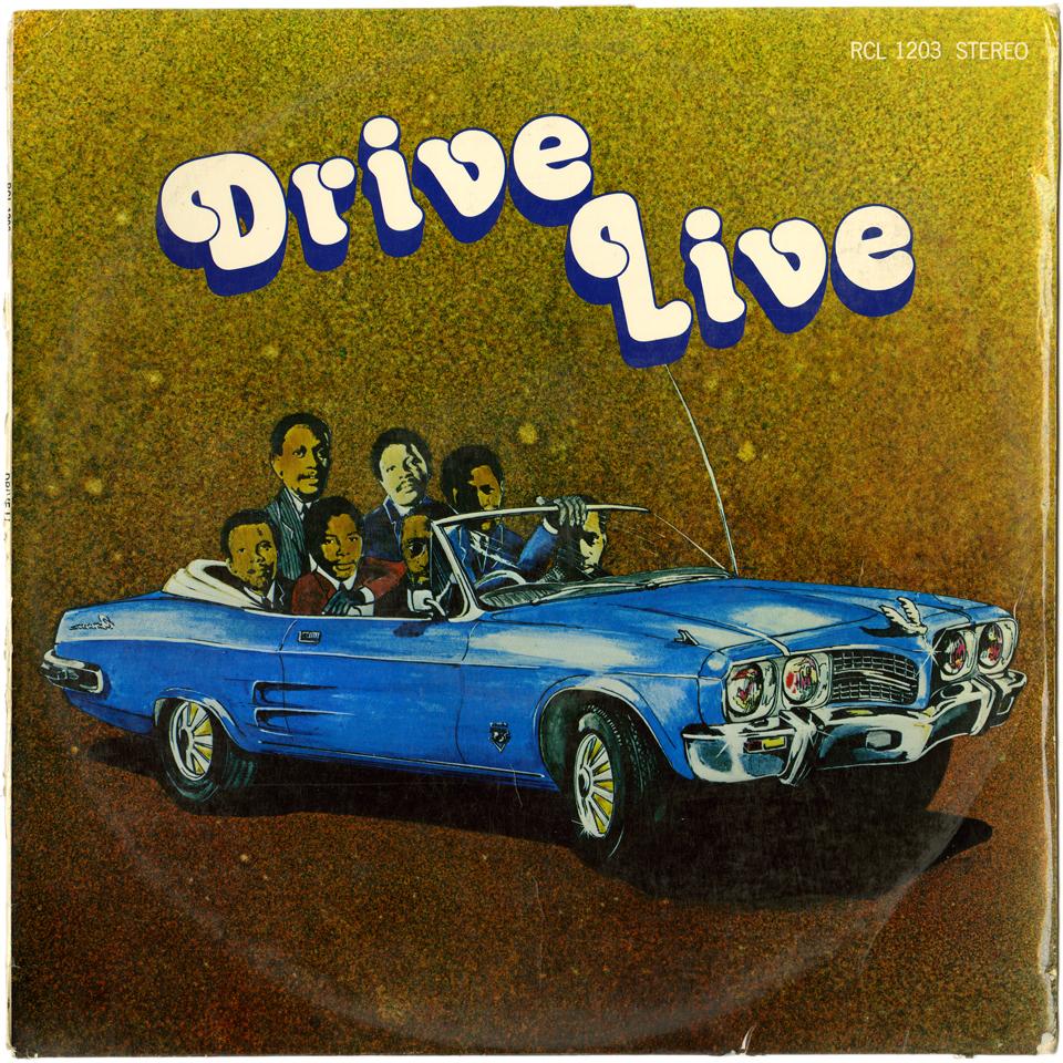 The Drive - Drive Live