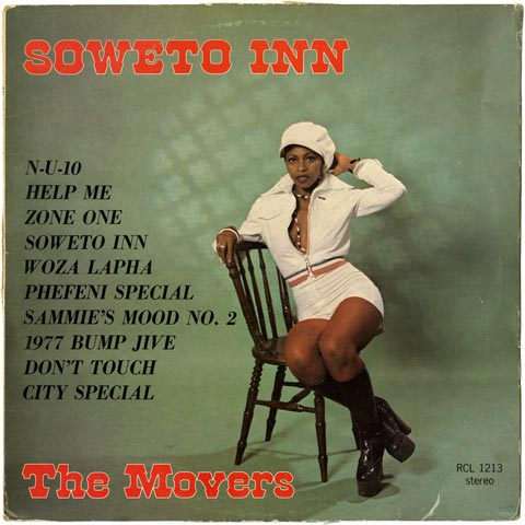 The Movers - Soweto Inn
