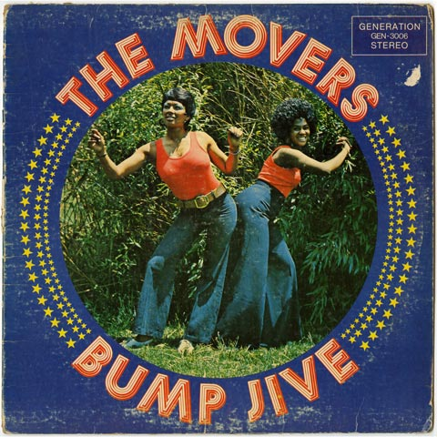 The Movers - Bump Jive