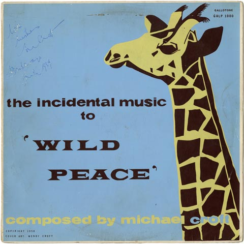 Various Artists - Wild Peace