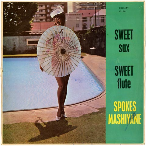 Spokes Mashiyane - Sweet Sax - Sweet Flute