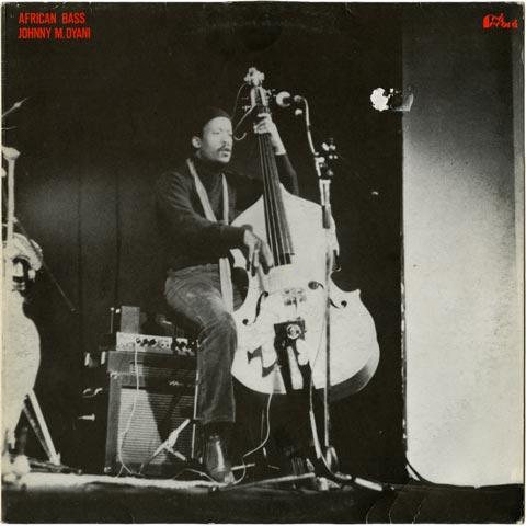 Johnny Mbizo Dyani - African Bass