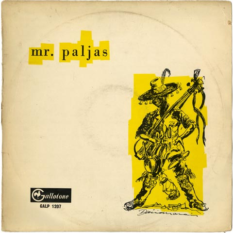 Various Artists - Mr. Paljas