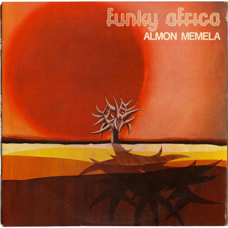 Almon Memela - Funky Africa