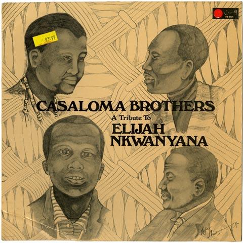 Casaloma Brothers - A Tribute to Elijah Nkwanyana