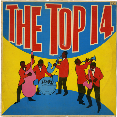 Various Artists - The Top 14