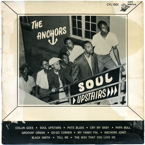 The Anchors - Soul Upstairs