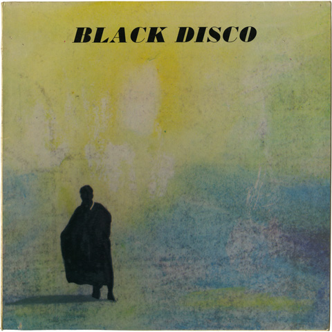 Ismail 'Pops' Mohammed - Black Disco