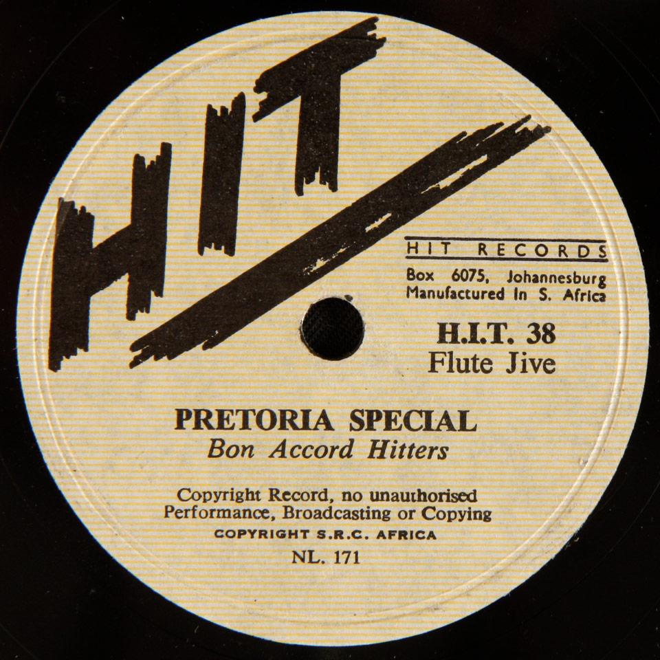 Bon Accord Hitters - Pretoria Special / American Moguws