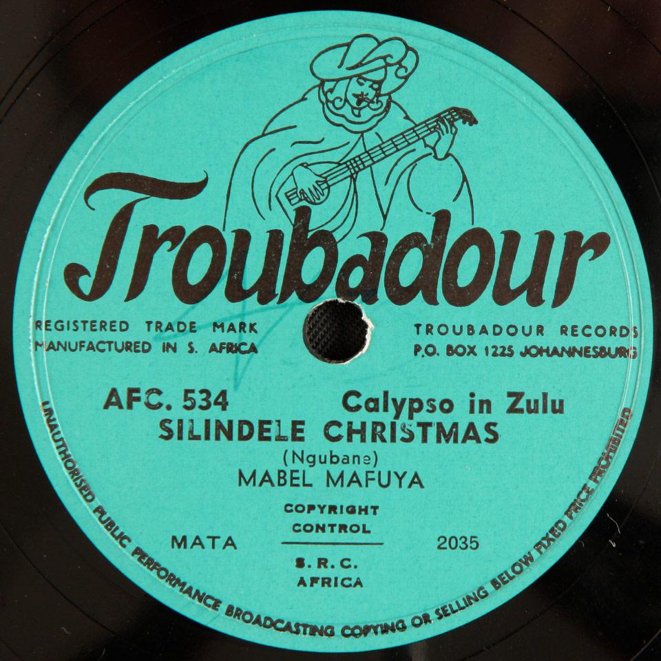 Mabel Mafuya - Silindele Christmas / Sisaphila