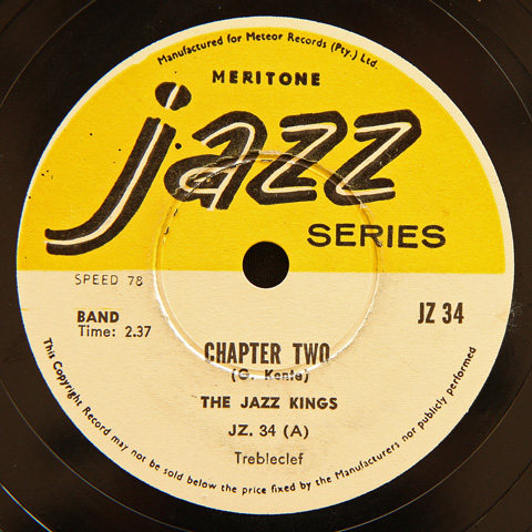 The Jazz Kings - Chapter Two / Falling Leaves
