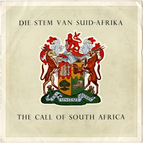 Various Artists - Die Stem Van Suid-Afrika / The Call of South Africa