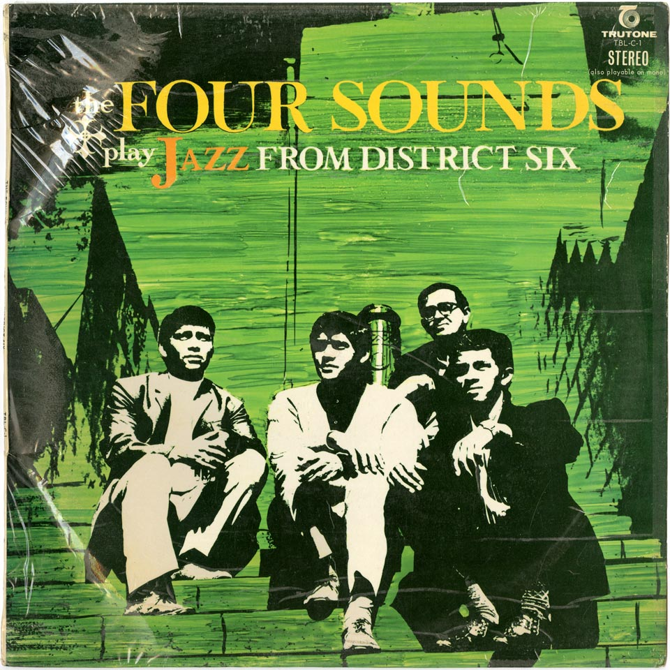 Four Sounds - Play Jazz from District Six