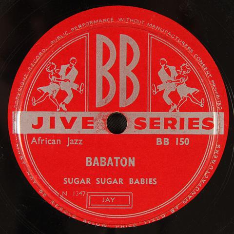 Sugar Sugar Babies - Babaton / Shoo Shoo Shoo
