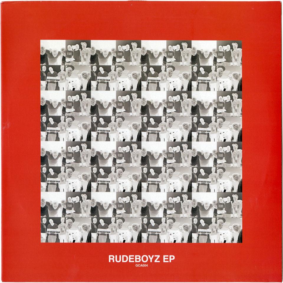 Rudeboyz - Rudeboyz EP